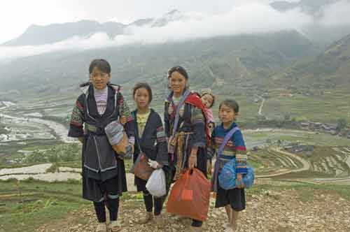 hmong young people-AsiaPhotoStock