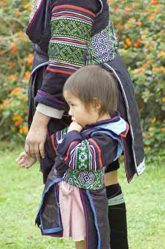 thoughtful hmong-AsiaPhotoStock