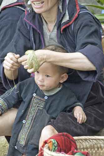 young hmong boy sapa-AsiaPhotoStock