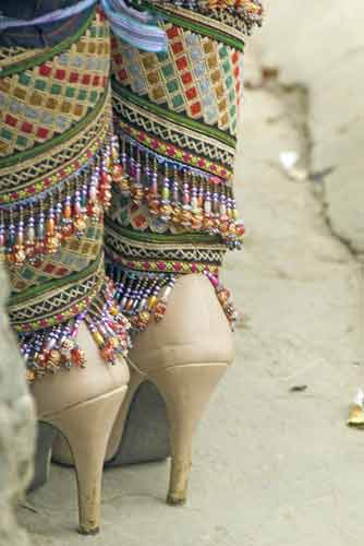 shoes and leggings-AsiaPhotoStock