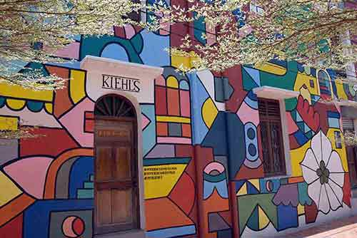 colourful kiehls-AsiaPhotoStock