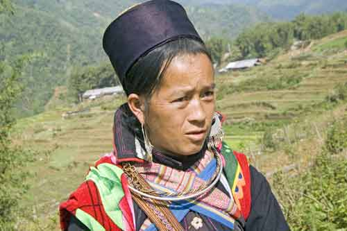 lady of hmong tribe-AsiaPhotoStock
