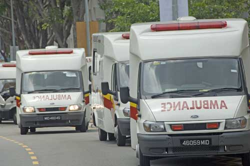 ambulances-AsiaPhotoStock