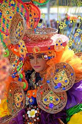 basket costume-AsiaPhotoStock