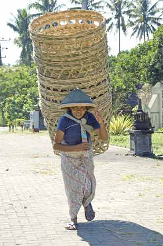 basket woman-AsiaPhotoStock
