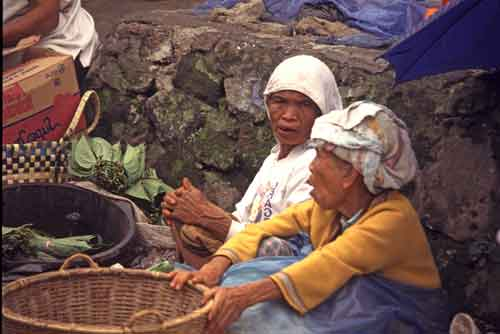 batak women at market-AsiaPhotoStock