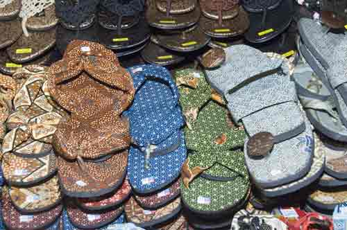 batik shoes-AsiaPhotoStock