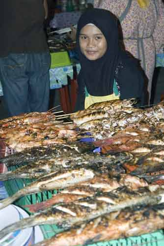 bbq fish-AsiaPhotoStock