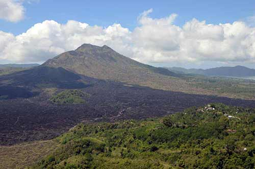 beautiful volcano batur-AsiaPhotoStock