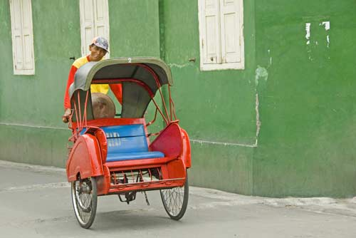 becak-AsiaPhotoStock
