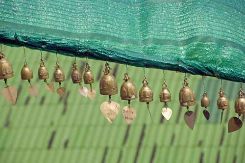 bells at big buddha-AsiaPhotoStock
