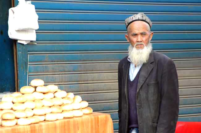 bread stall-AsiaPhotoStock