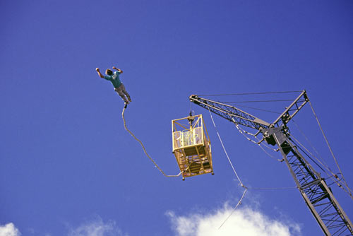 bungee jumping-AsiaPhotoStock