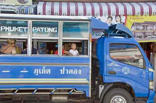 bus phuket to patong-AsiaPhotoStock