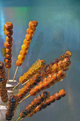 caramelised fruit-AsiaPhotoStock
