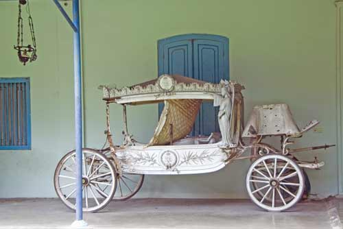 carriage at  kraton solo-AsiaPhotoStock