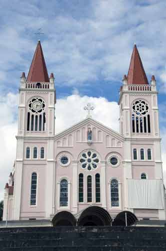 baguio city cathedrals-AsiaPhotoStock