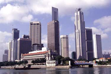 singapore harbour-AsiaPhotoStock