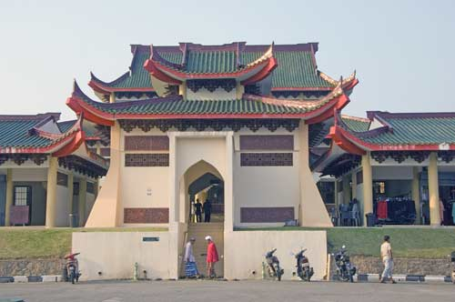 china mosque-AsiaPhotoStock