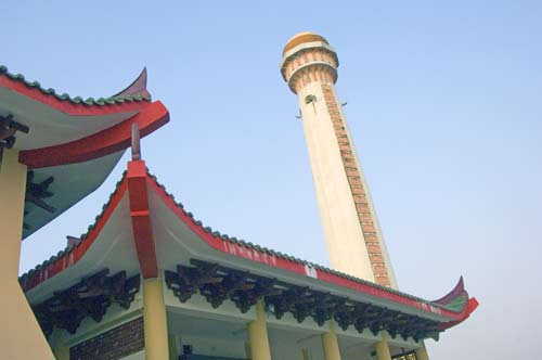 chinese mosque-AsiaPhotoStock