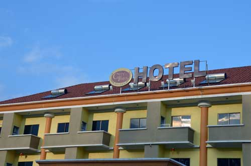 city times hotel-AsiaPhotoStock