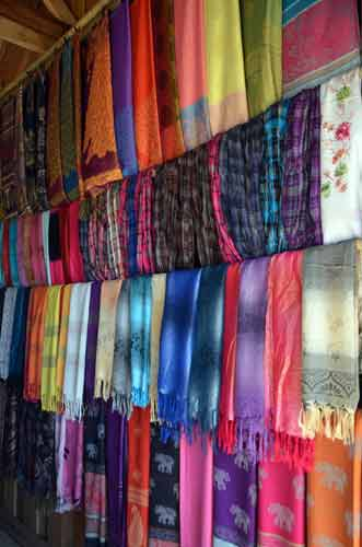colourful cloth-AsiaPhotoStock