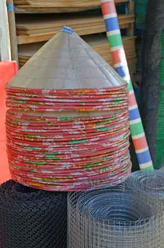 conical hats-AsiaPhotoStock