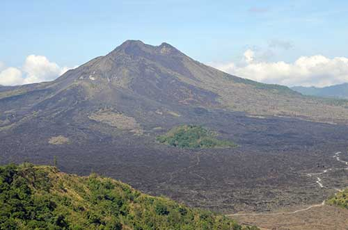 crater of kintamani volcano-AsiaPhotoStock