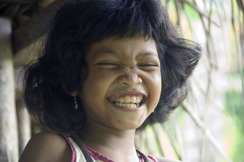 cute mangyan girl-AsiaPhotoStock