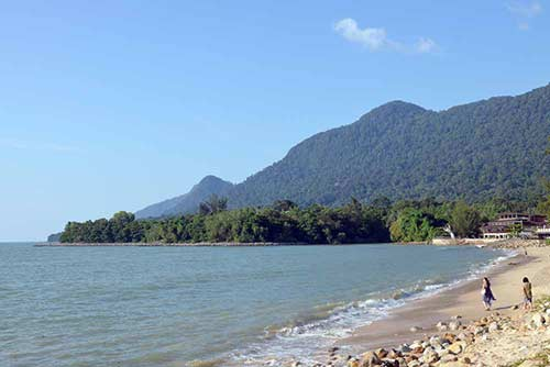 damai beach kuching-AsiaPhotoStock