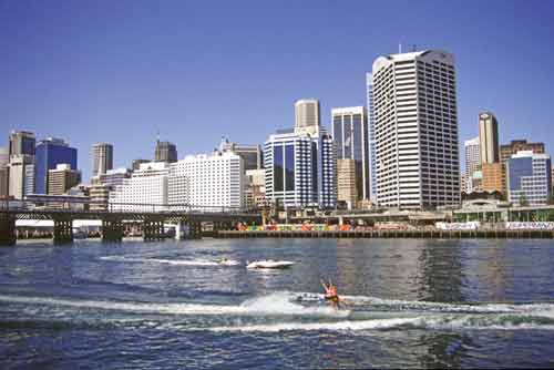 darling harbour sydney-AsiaPhotoStock