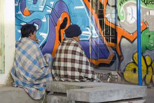 dieng smokers-AsiaPhotoStock