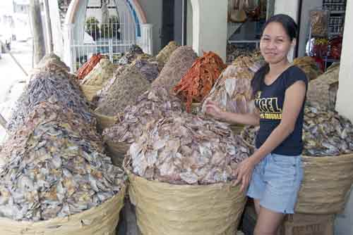 dried fish cebu city-AsiaPhotoStock