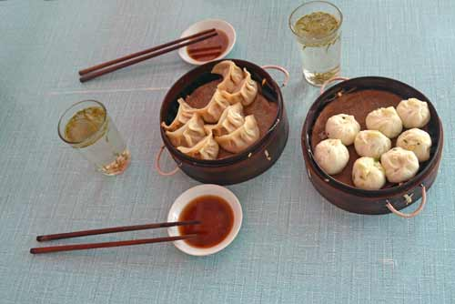dumpling breakfast-AsiaPhotoStock
