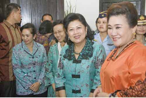 first lady of indonesia-AsiaPhotoStock