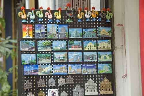fridge magnets macau-AsiaPhotoStock