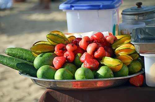 fruit basket-AsiaPhotoStock