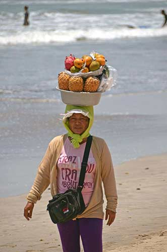 fruit basket bali-AsiaPhotoStock