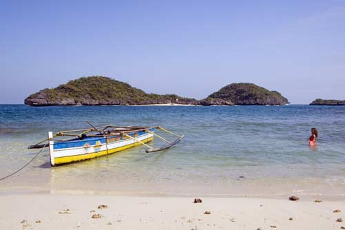 quezon island beach-AsiaPhotoStock