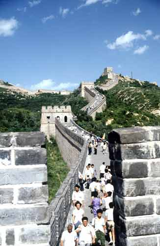popular great wall-AsiaPhotoStock