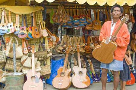 cebu guitar man-AsiaPhotoStock