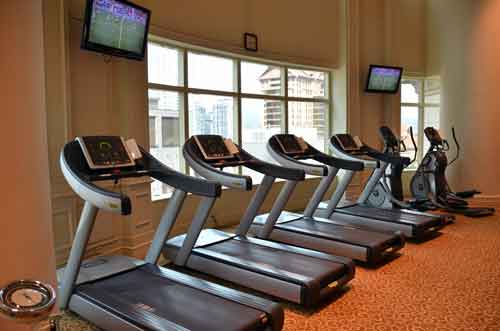 gym marriott-AsiaPhotoStock