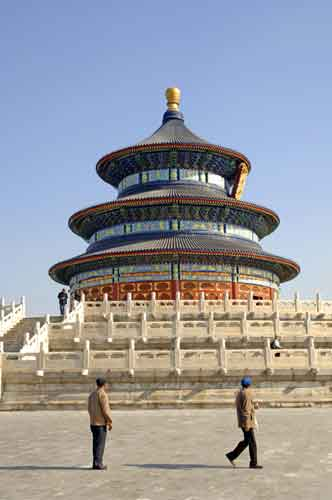 temple of heaven visit-AsiaPhotoStock