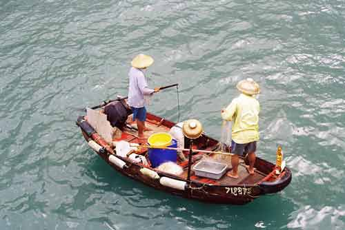 hong kong fishing-AsiaPhotoStock