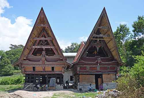 homes batak-AsiaPhotoStock