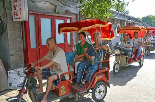 hutong transport-AsiaPhotoStock