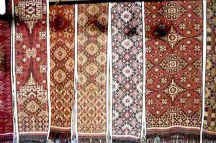 ikat cloth-AsiaPhotoStock