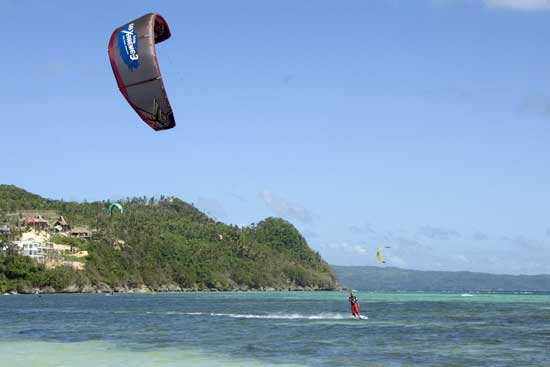 kite boarding-AsiaPhotoStock