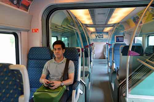 klia train-AsiaPhotoStock