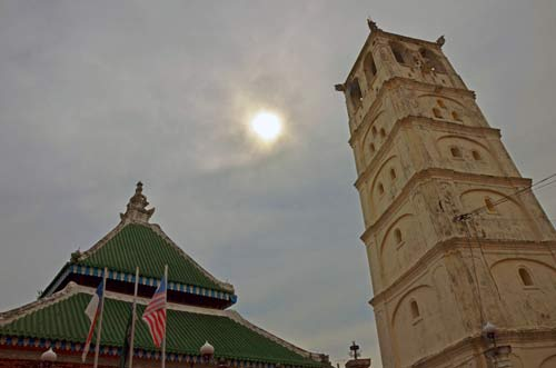 kling mosque malacca-AsiaPhotoStock